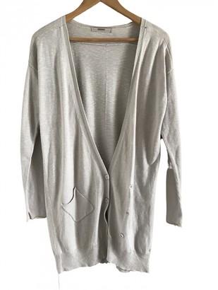 Humanoid Ecru Cotton Knitwear for Women