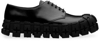 Prada Chunky Derby Shoes
