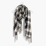 Madewell Patterson Plaid Scarf