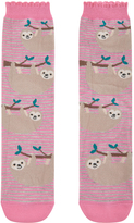 Accessorize Sammie Sloth Family Socks