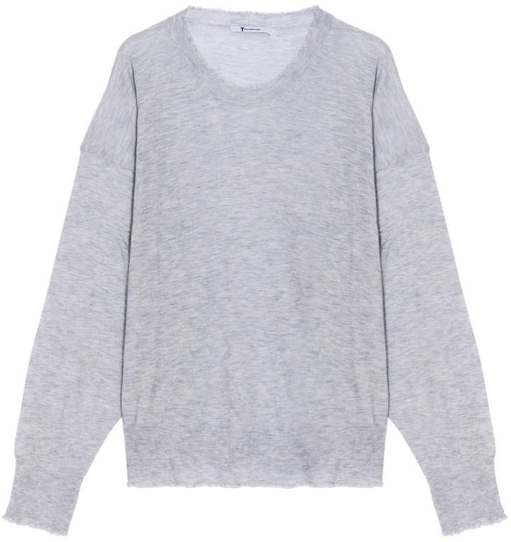 Alexander Wang Oversized Cashmere Pullover