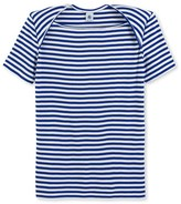 Petit Bateau Womens striped tee with American armholes