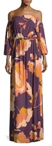 Rachel Pally India Printed Maxi Dress