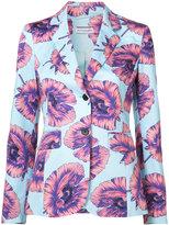 Altuzarra floral Fenice blazer - women - Cotton/Polyester/Spandex/Elastane/Viscose - 38