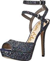 Sam Edelman Women's Nadine Platform Dress Sandal