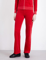 Juicy Couture Maravista velour jogging bottoms