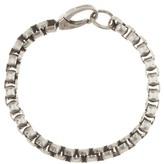 Steve Madden Round Box Chain Bracelet