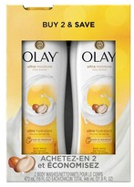 Olay Ultra Moisture with Shea Butter Twin Body Wash - 32 oz