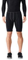 sport Men's Speed Compression Shorts-Jet Black