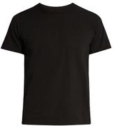 Rick Owens Crew-neck Cotton T-shirt