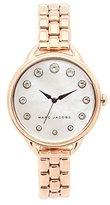 Marc Jacobs Women's Betty Rose Gold-Tone Watch - MJ3515