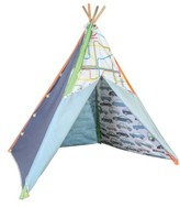 Pacific Play Tents Traffic Jam Interchangeable Teepee Play Tent