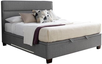 Tokyo Ottoman Storage Bed with Mattress Options, USBCharging, Lights and Optional Next Day Delivery