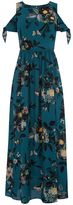 Oasis Shipwrecked Print Maxi Dress