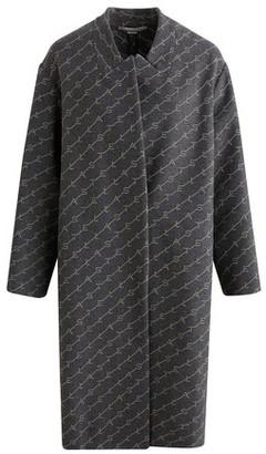 Stella McCartney Embroidered wool coat