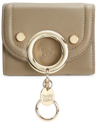See by Chloe Mini Mara Leather Wallet