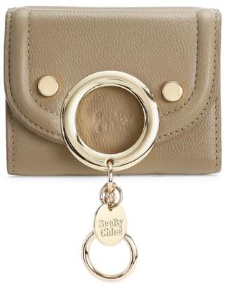 See by Chloe Mini Mara Leather Wallet