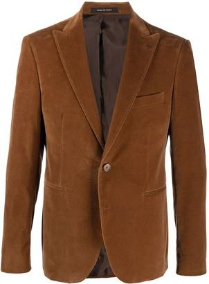 Tagliatore Tailored Velvet Jacket