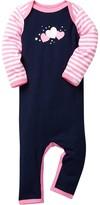 Coccoli Striped Unionsuit (Baby)