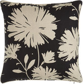 """Legacy Daisyfield Floral Pillow, 20""""Sq."""