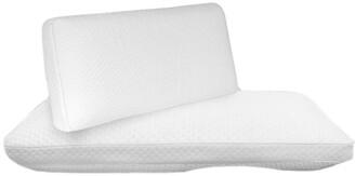 Soft-Tex Luxury Side Sleeper Memory Foam Gusseted Pillow