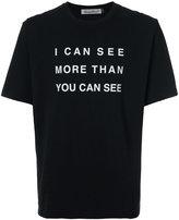 Undercover printed T-shirt - men - Cotton - 1