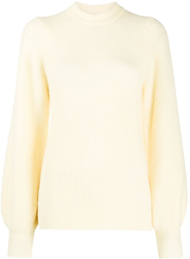 Thumbnail for your product : Ganni Mock Neck Jumper