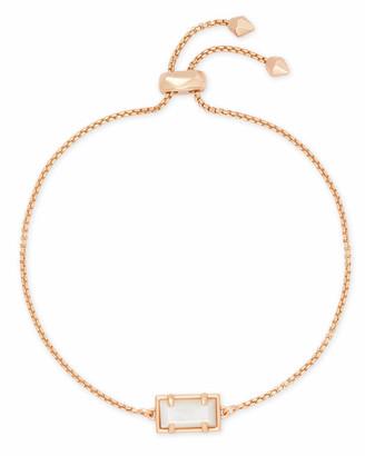 Kendra Scott Phillipa Chain Bracelet in Rose Gold