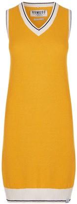 Komodo Grace Tank Dress In Amber