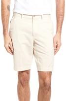 Brax Men's Pinstripe Bermuda Shorts