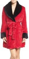 Betsey Johnson Women's Glamour Short Robe