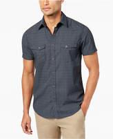 Calvin Klein Jeans Men's Printed Western Shirt