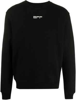 Off-White Masked Face sweatshirt