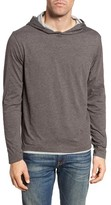 Tailor Vintage Men's Reversible Hooded T-Shirt