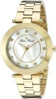 Lucien Piccard Women's Odessa 16309-YG-22 Stainless Steel Watch