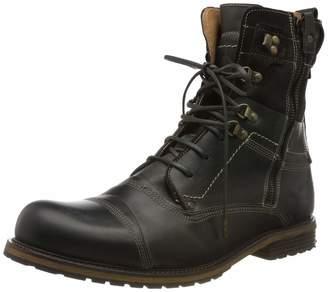 Yellow Cab Men's Soldier 6-c Y18017 Biker Boots
