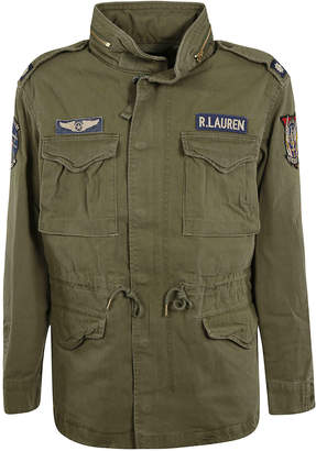 Ralph Lauren Patch Jacket