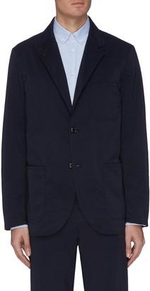 Nanamica Ripstop club jacket