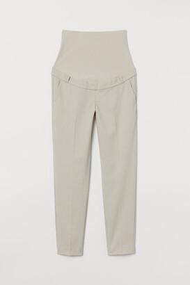 H&M MAMA Cigarette trousers