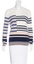 Jenni Kayne Striped Knit Sweater