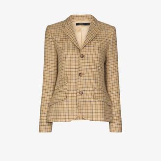 Polo Ralph Lauren Elbow Patch Tweed Blazer