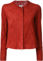 Desa Collection - zipped jacket - women - Suede - 42