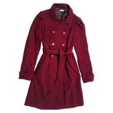 Miu Miu Pink Wool Coat