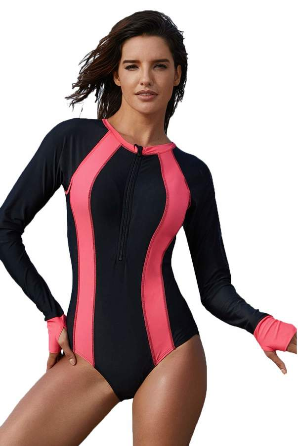 ddd03a752f Long Sleeve Swimsuit - ShopStyle Canada