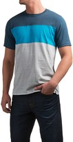 Prana Jax Crew T-Shirt - Short Sleeve (For Men)