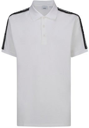 Burberry Logo Band Polo Shirt