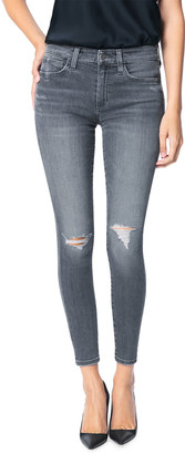 Joe's Jeans The Icon Ankle Distressed Skinny Jeans