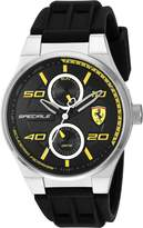 Ferrari Men's 830355 Analog Display Quartz Watch