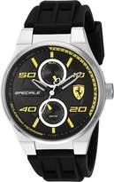 Ferrari Men's 830355 Analog Display Quartz Watch