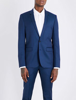 Sandro Slim-fit wool blazer